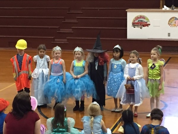1st Grade Readers Theater