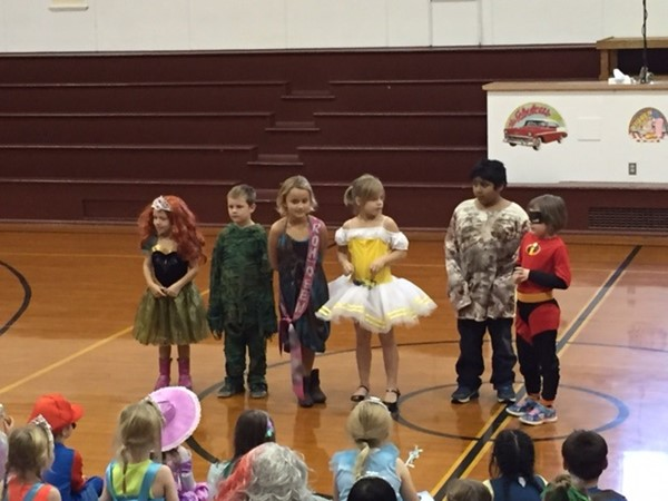 2nd Grade Readers Theater