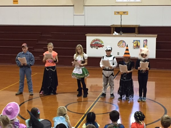 4th Grade Readers Theater