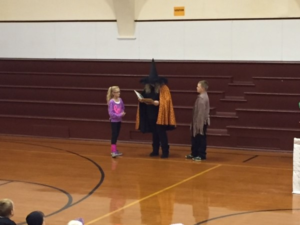 5th Grade Readers Theater
