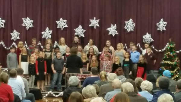 Dec 7, 2015 Winter Concert